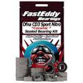 Ofna CD3 Sport Nitro Ceramic Rubber Sealed Bearing Kit