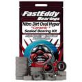 OFNA Nitro Dirt Oval Hyper Sprint Ceramic Rubber Sealed Bearing Kit