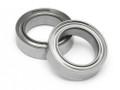 10x16x4 Metal Shielded Bearing MR16104-ZZ