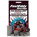 Hot Bodies D8T Ty Tessman Ed. Ceramic Rubber Sealed Bearing Kit