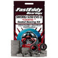 SWORKz S350 EVO II Buggy Ceramic Rubber Sealed Bearing Kit