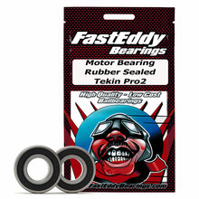 Tekin Pro2 Rubber Sealed Bearing Kit