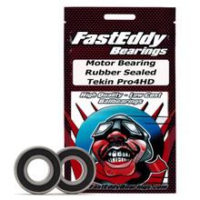 Tekin Pro4HD Rubber Sealed Bearing Kit