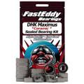 DHK Maximus Ceramic Rubber Sealed Bearing Kit