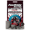 HPI Savage Flux Ceramic Rubber Sealed Bearing Kit