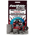 XRAY T3 US Foam Ceramic Rubber Sealed Bearing Kit