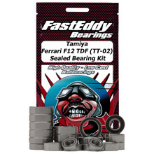 Tamiya Ferrari F12 TDF (TT-02) Sealed Bearing Kit