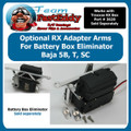 Batery Box Eliminator RX Adapter