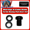 Bearing & Cable Guide Kit for the Turtle Racing Pull Start V2