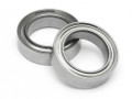 3/16x3/8x1/8 Metal Shielded Bearing R166-ZZ