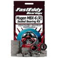 Mugen MBX-6 (R) Rubber Sealed Bearing Kit