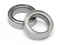 3x6x2.5 Metal Shielded Bearing MR63-ZZ