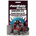 SAKURA D3 Rubber Sealed Bearing Kit