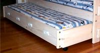 free bed plans trundle photo