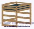 Hardware Kit For Loft Bed Full Size Standard Height