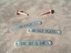 Engraved Bridle Nameplate