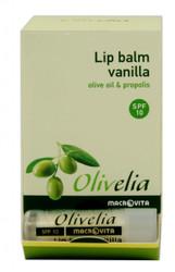 Olivelia Vanilla Lip Balm SPF 10