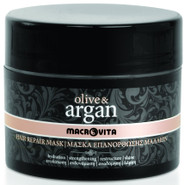 Olive & Argan Hair Repair Mask