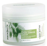 "Macrovita ""Natural"" Body Butter with olive oil & mallow"