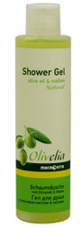 Olivelia Shower Gel with Olive Oil, Mallow & Ivy