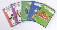 Set of 5 Video Training Kits Training For Child Care Centers Online Training For Daycare Teachers and Administrators