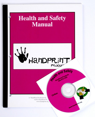 Health and Safety Manual for Child Care Centers