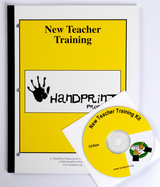 New Teacher Training Manual for Child Care Centers New Teacher Training