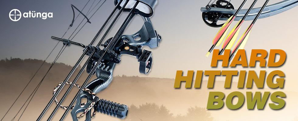 Combat Australia Atunga Bows