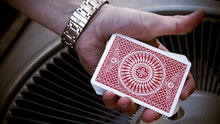 Red Tally Ho playing cards. Available in Australia from http://shop.kardsgeek.com