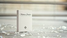 Madison Dealers Playing Cards - Erdnase Green