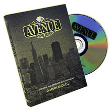 Avenue: Thinking & Direction in Card Magic DVD by Dorian Rhodell. Available in Australia from http://shop.kardsgeeek.com