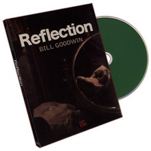 Reflection DVD by Bill Goodwin. Learn Magic Tricks using a deck of cards. Now available in Australia from http://shop.kardsgeek.com