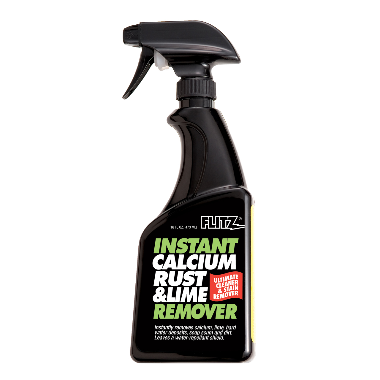 rinse the cleaner off with water and notice your tiles return to their original color and shine for your own instant remover head to flitzcom