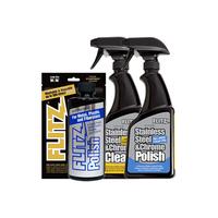 Flitz Stainless Steel Appliance Kit