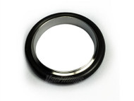 NW 40 centering ring, Viton®, Stainless Steel
