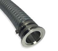 """Clear PVC Vacuum Hose 1/2"""" ID x NW16 x 5 FT"""