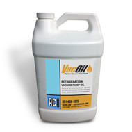 VacOil AC Grade Refrigeration Vacuum Pump Oil - 1 Gallon