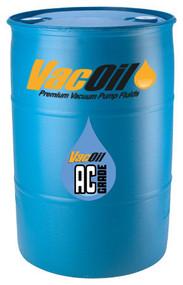 VacOil AC Grade Refrigeration Vacuum Pump Oil - 55 Gallon