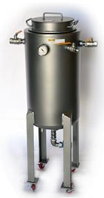LIT-1524-X-1P770 Inline Dry Ice Trap