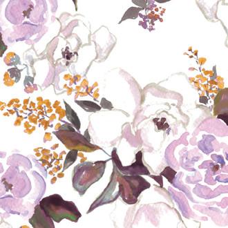 """""""Annabelle Violet"""" Patterned Paper, 10 pack"""