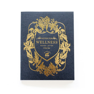 Notes for Wellness, A2 Pocket Jotter