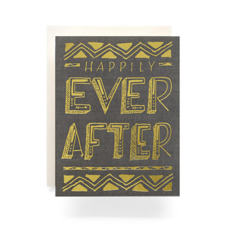 Ever After Greeting Card, Smoke