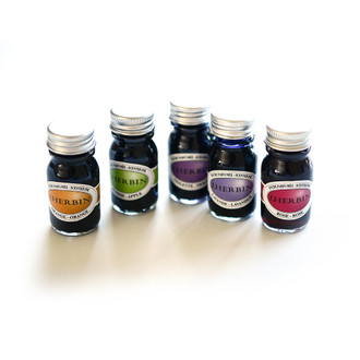 Encres Perfumees, Set of 4 Scented Inks