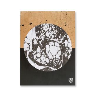 Moon Study IX