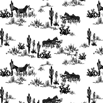 Horse Country Wrapping Sheet, 20x29