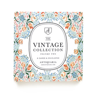 Vintage Collection Box Set  of 8, Volume Two