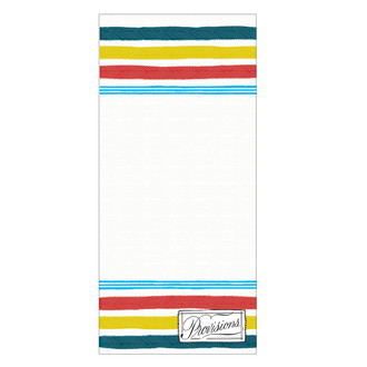 Provisions List Fridge Pad