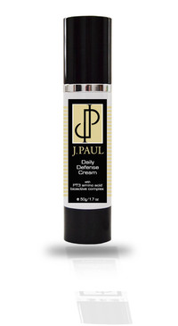 J. Paul Daily Defense Cream with PT3 Amino Acid Bioactive Complex