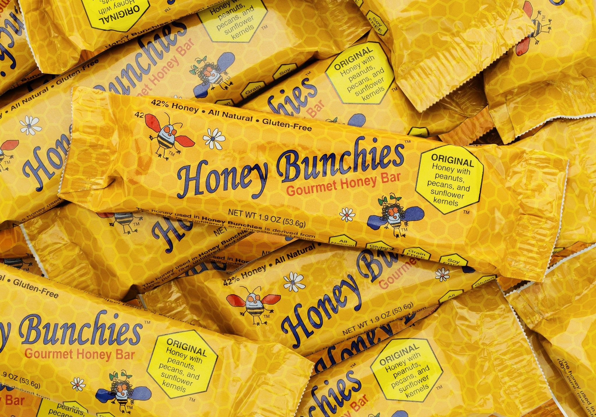 Honey Bunchies Energy Bar
