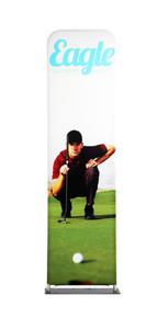 EZ Extend 2ft x 7.5ft Single-Sided Graphic Package